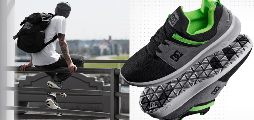 Акции DC Shoes в Малоярославце